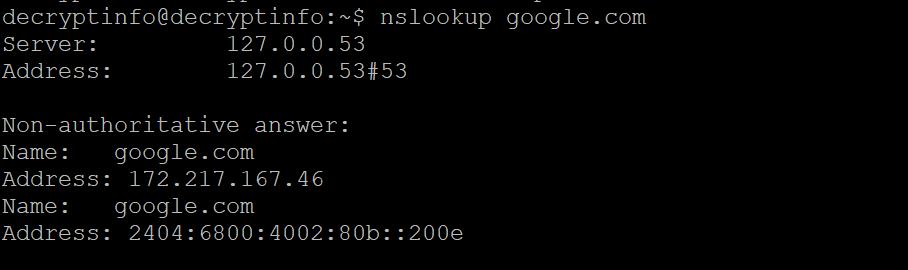 nslookup_decryptinfo